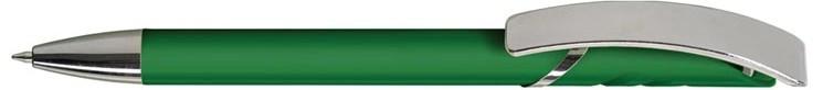 Ручка пластиковая VIVA PENS Starco Lux зеленая