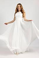 Свадебное платье с жемчугом мод.G0693 (р.40-52)