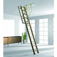 Чердачная лестница Norm 8/3 (120x60 см)