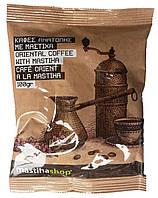 Греческий кофе с мастикой