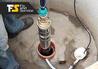 Монтаж и установка скважинных насосов