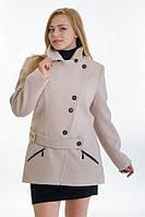 Женское демисезонное пальто Letta № 40 (44-54)