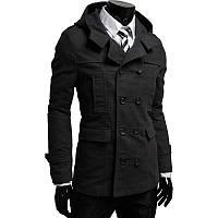 Тренч пальто мужской - кашемировое