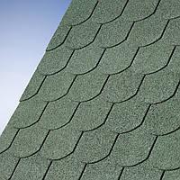 Битумная черепица Number One Biber Tile Green