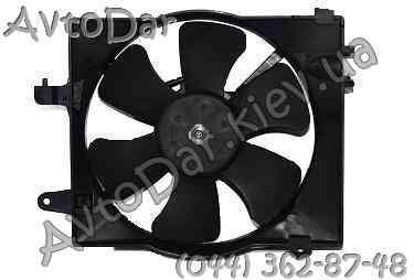 Вентилятор Радиатора Охл. Чери кью-кью S11 QQ Chery S11-1308010BA
