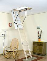 Чердачная лестница OMAN Termo Long (130x60)