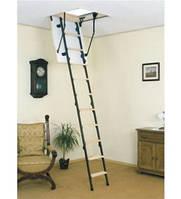 Чердачная лестница OMAN Mini Termo 100x60 h265см