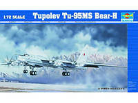 Tu- 95 MS 'Bear-H' 1\72 TRUMPETER 01601