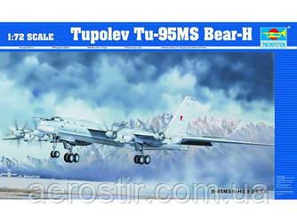 Tu - 95 MS 'Bear-H' 1\72 TRUMPETER 01601