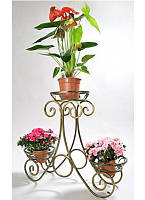 Подставка для цветов Сани Горка 3