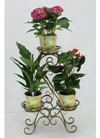 Подставка для цветов Валюта 3