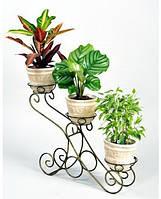 Подставка для цветов Каскад мини 3