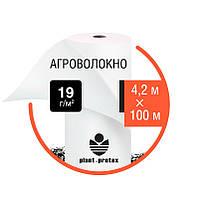Агроволокно Plant-Protex 19 белое (рулон 4,2х100)