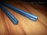 Резинки на гибридные дворники DENSO (длина-650 мм) 1-штука Польша.