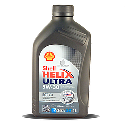 Масло моторное Shell Helix Ultra ECT C3 5W-30 1л