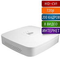 DH-HCVR4108C-W-S2 видеорегистратор HD-CVI на 8 камер 720p