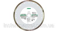 DECOR 1A1R RS10H 125x1,2/1,0x8x22,23 Decor Slim круг по керамической плитки, мрамора абразивного.