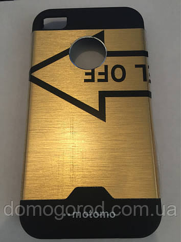 Металический чехол на IPhone 4 / 4s, фото 2
