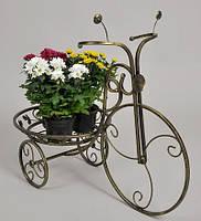 Подставка для цветов Велосипед 1 малый