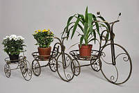 Подставка для цветов Велосипед 1 мини