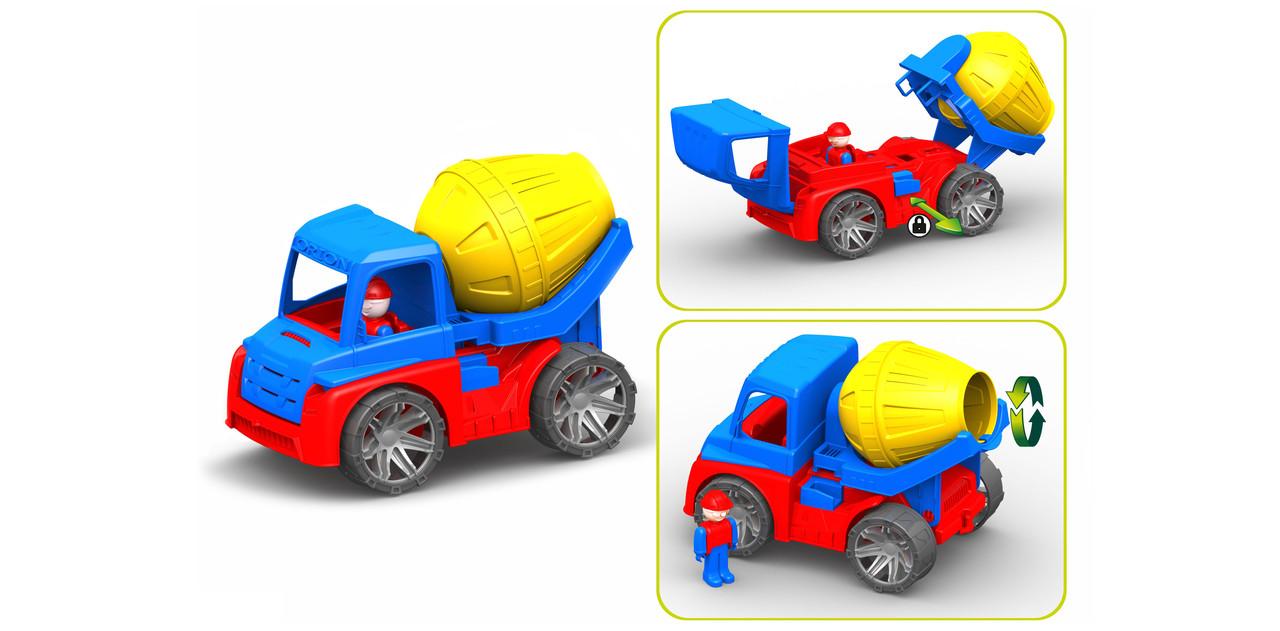 Детский автомобиль Бетономешалка М4 Orion 294