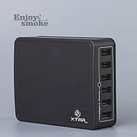 Intelligent USB charger  Xtar U1 (Six-U)
