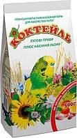 Природа Коктейль «Луговые травы + семена льна » для волнистых попугаев