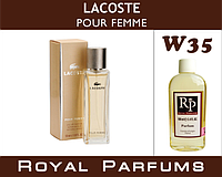 Духи на разлив Royal Parfums 100 мл Lacoste «pour Femme» (Лакосте пур Фем)