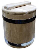 Кадки дубовые для засолки от 1 до 120 литров