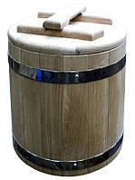 Кадка конусная дубовая 25 литров