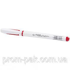 Ручка гелевая AIHAO 801-A красная