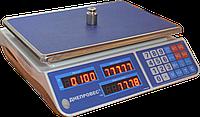 Весы  торговые ВТД- ЕЛ1 (F902H-15EL1)