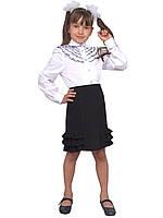 Юбка детская школьная м-1010 от 122  до  158 роста, фото 1
