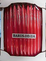 Пасхальные свечи  ХВ 10*240 мм красные