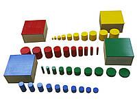 Цветные цилиндры к категории 2.05