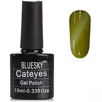 Bluesky Cateyes  №42(Кошачий глаз Блюскай )гель лак