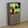 Офисный шкаф 600*330*1524h для документов