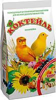 Природа Коктейль «Канарейка» для канареек и декоративных птиц