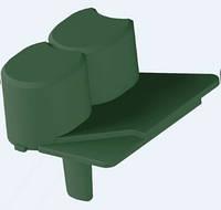 Палисадник декоративный (для газона) ZMM Maxpol 6см зеленый