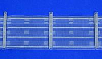 Тесьма для штор большая складка 100 мм 1;1.5