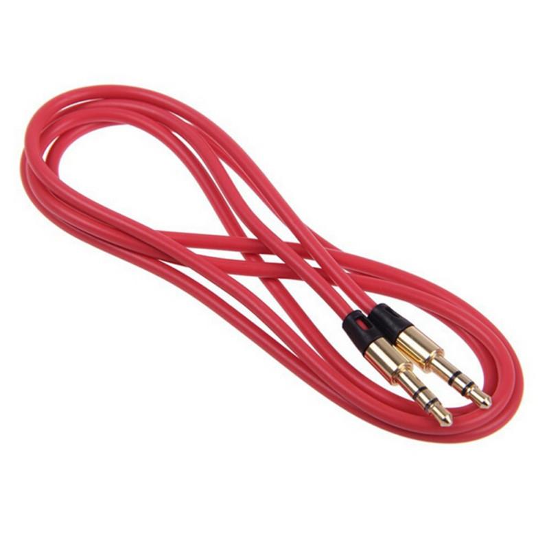Кабель AUX Audio Cable 3.5 мм боковой
