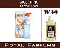 Духи на разлив Royal Parfums 100 мл Moschino «I Love Love» (Москино Ай Лав Лав)