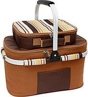 Набор для пикника и изотермическая сумка ТЕ-432