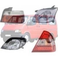 Прилади освітлення і деталі Ford Transit Форд Транзит 1986-1991