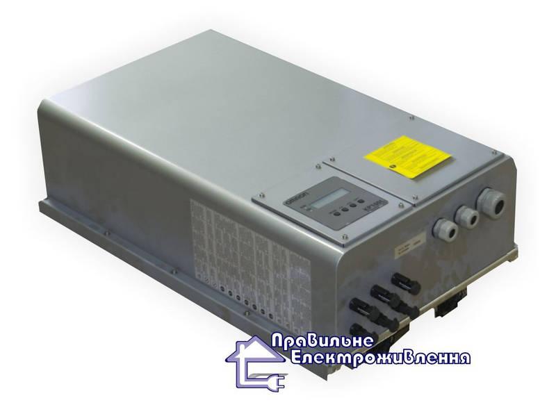Мережевий інвертор Omron KP 100L - OD - EU (380 В, три фази), фото 1