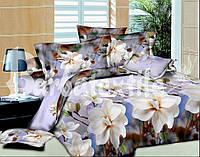 """Красивое постельное белье с рисунком   """"Ранфорc"""""""