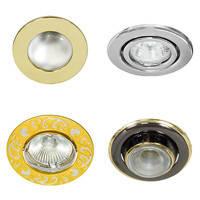 Светильники точечные-софиты (металл)