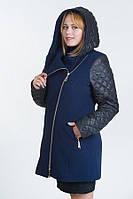 Женское демисезонное пальто Letta №42/1 (50-60), фото 1