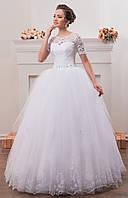 "Свадебное платье ""Натали-3"" (рукав три четверти)"