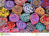 Тканини рулонами